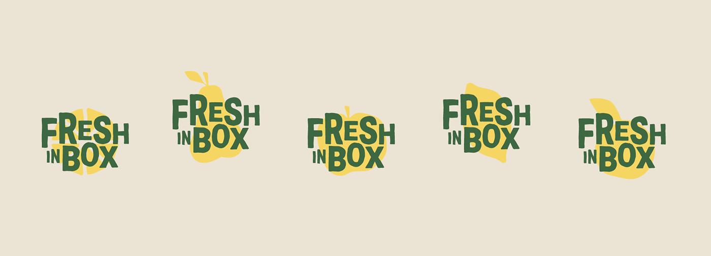 branding  colorful Food  marca natural Nature organic organico visual