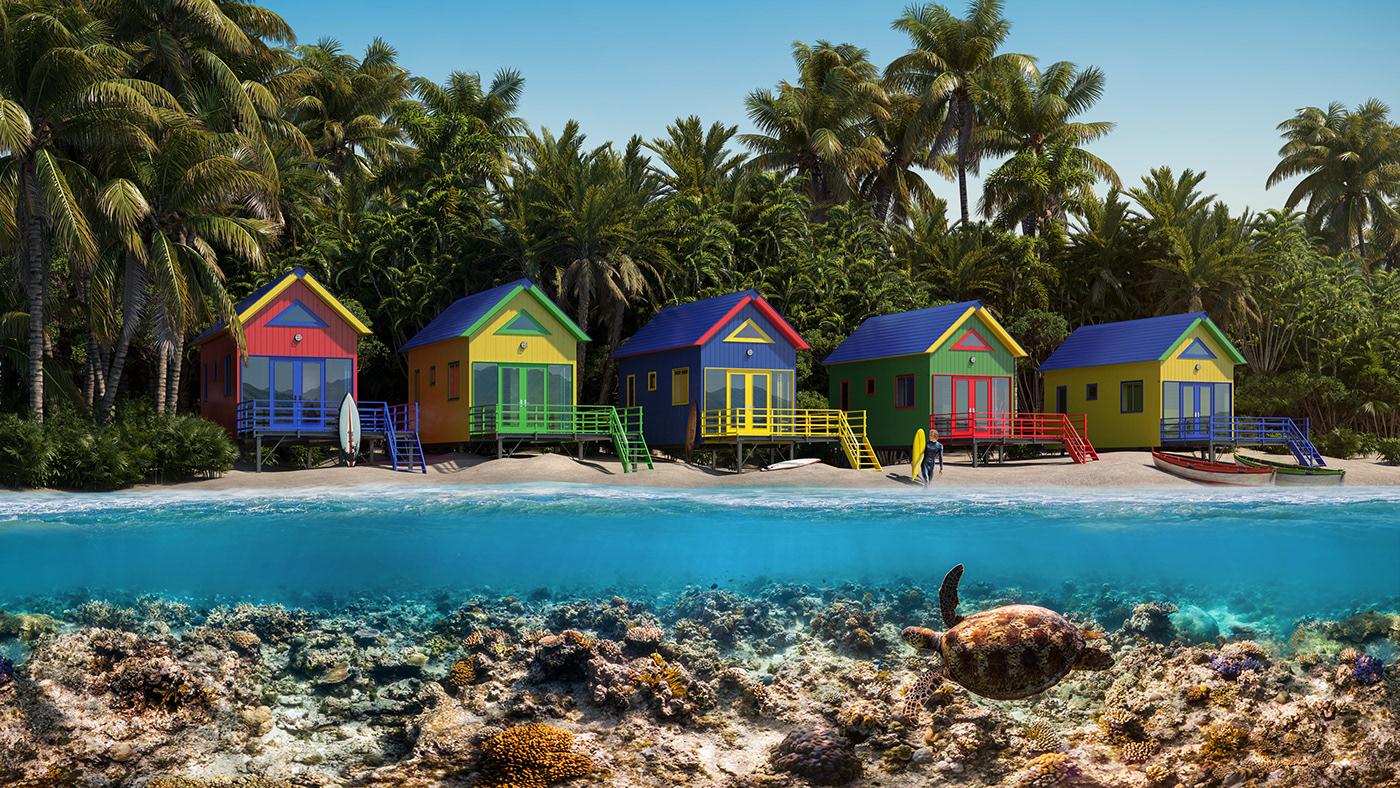 #3dmaxcorona #amazingarchitecture #archviz #cgartists #cgi #cgiarchitecture #exteriordesigner #render #rendering Maldives