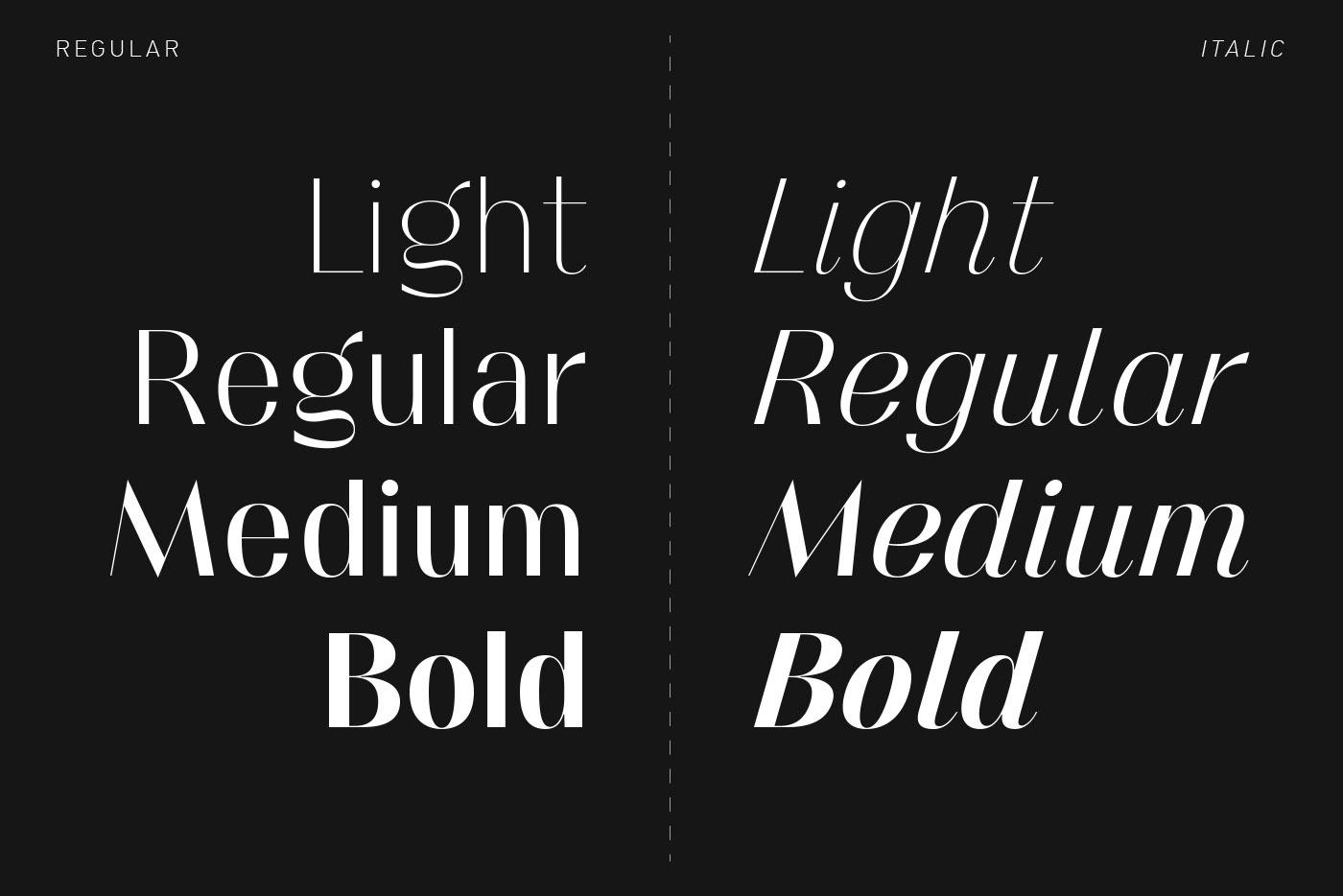 branding  contemporary elegant Fashion  luxury magazine minimalistic modern Opentype sans serif