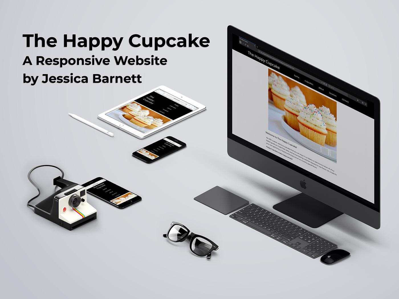 GIT-Awards-F18 HTML css Responsive Design code wireframes mockups Interactive Mockups adobeawards
