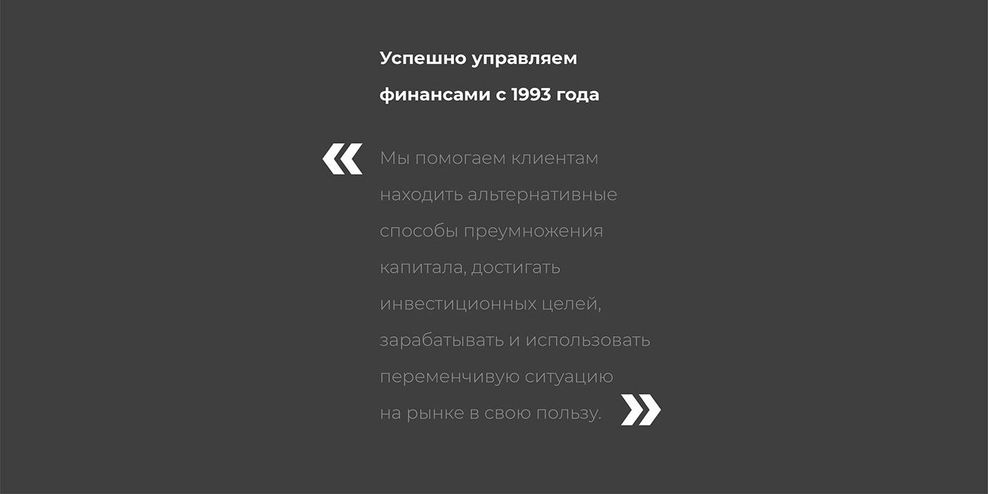 Advertising  Booklet branding  design finance instagram marketing   modern SMM Style