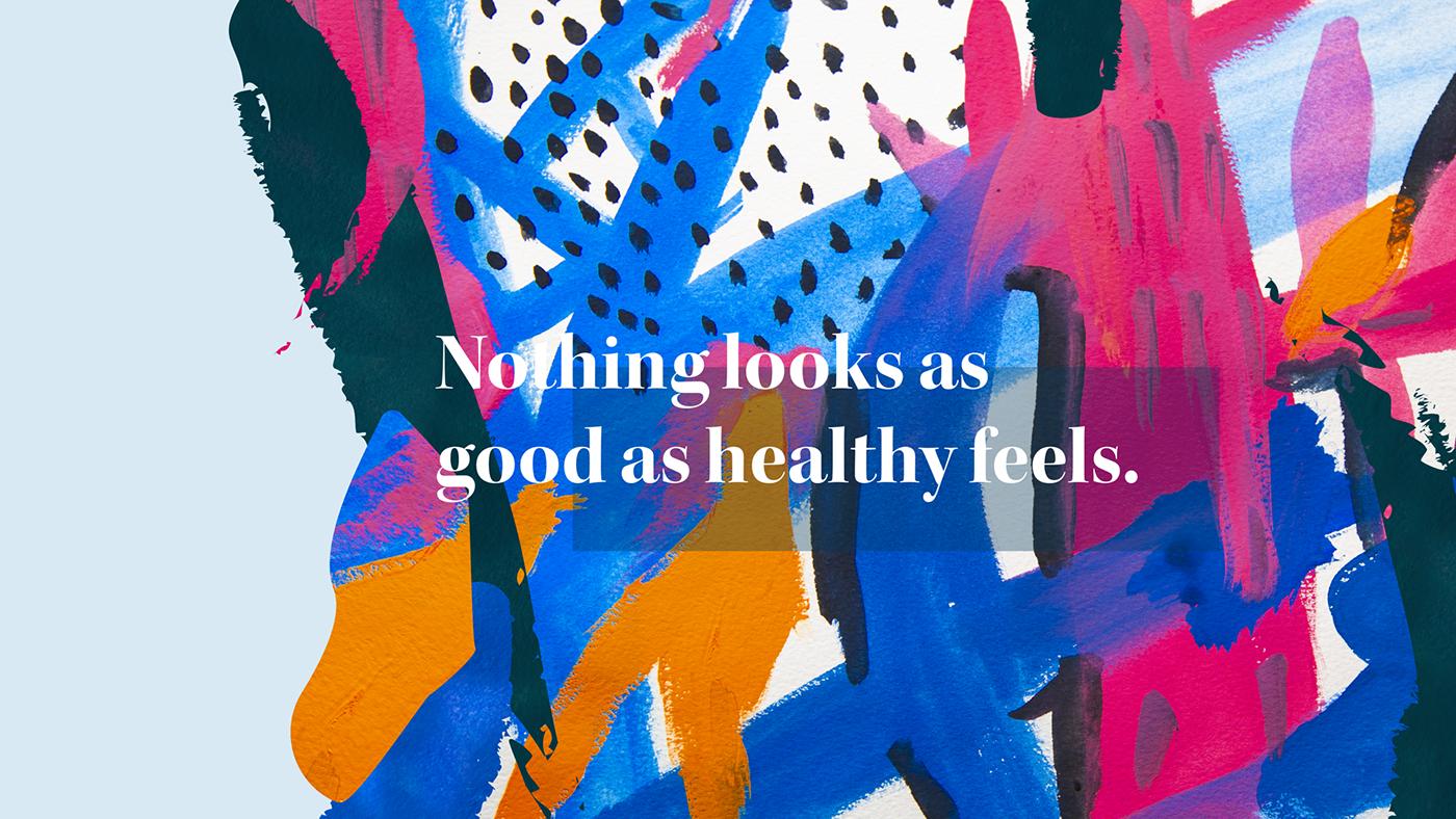 branding  naturopath nutritionist wellbeing Health hope clinic brand strategy holistic health mindfulness