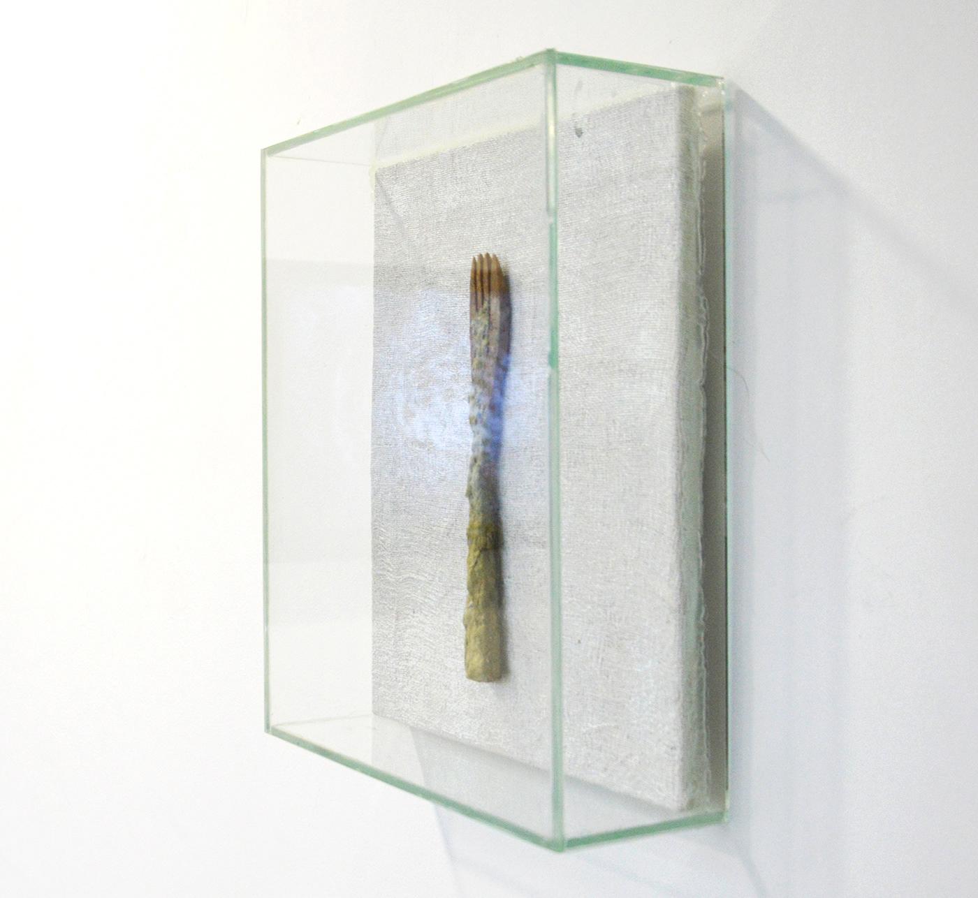 Image may contain: art, wall and abstract