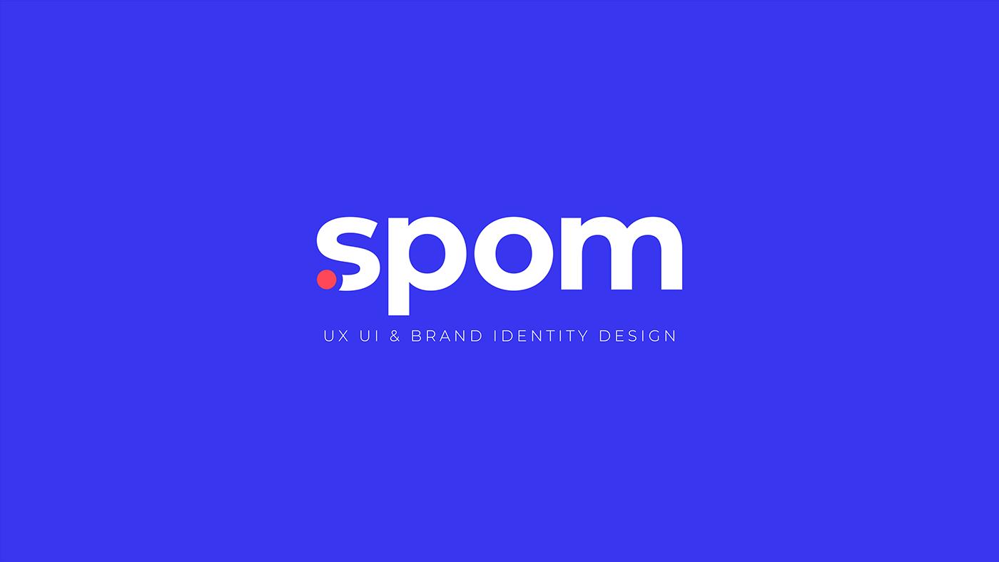 branding  design identity logo UI ux