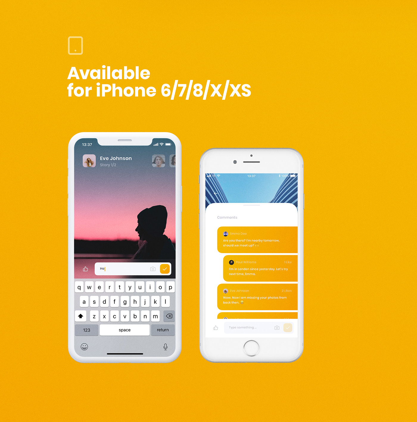 user experience user INTERFACE UI KIT mobile design UI UX UI8 TEMPLATE IOS STYLEKIT