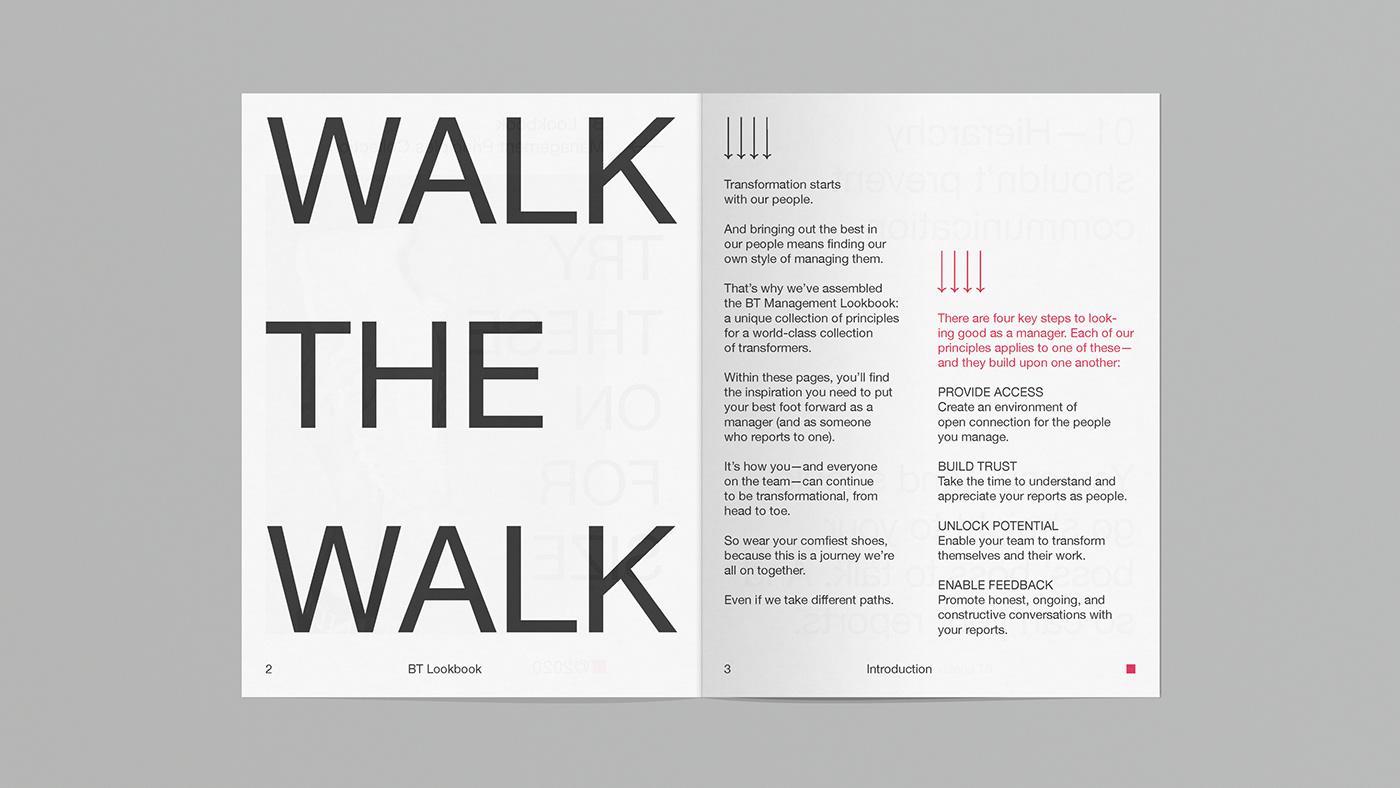 typography  ,Lookbook,internal branding,Photography ,Fashion ,r/ga,principles
