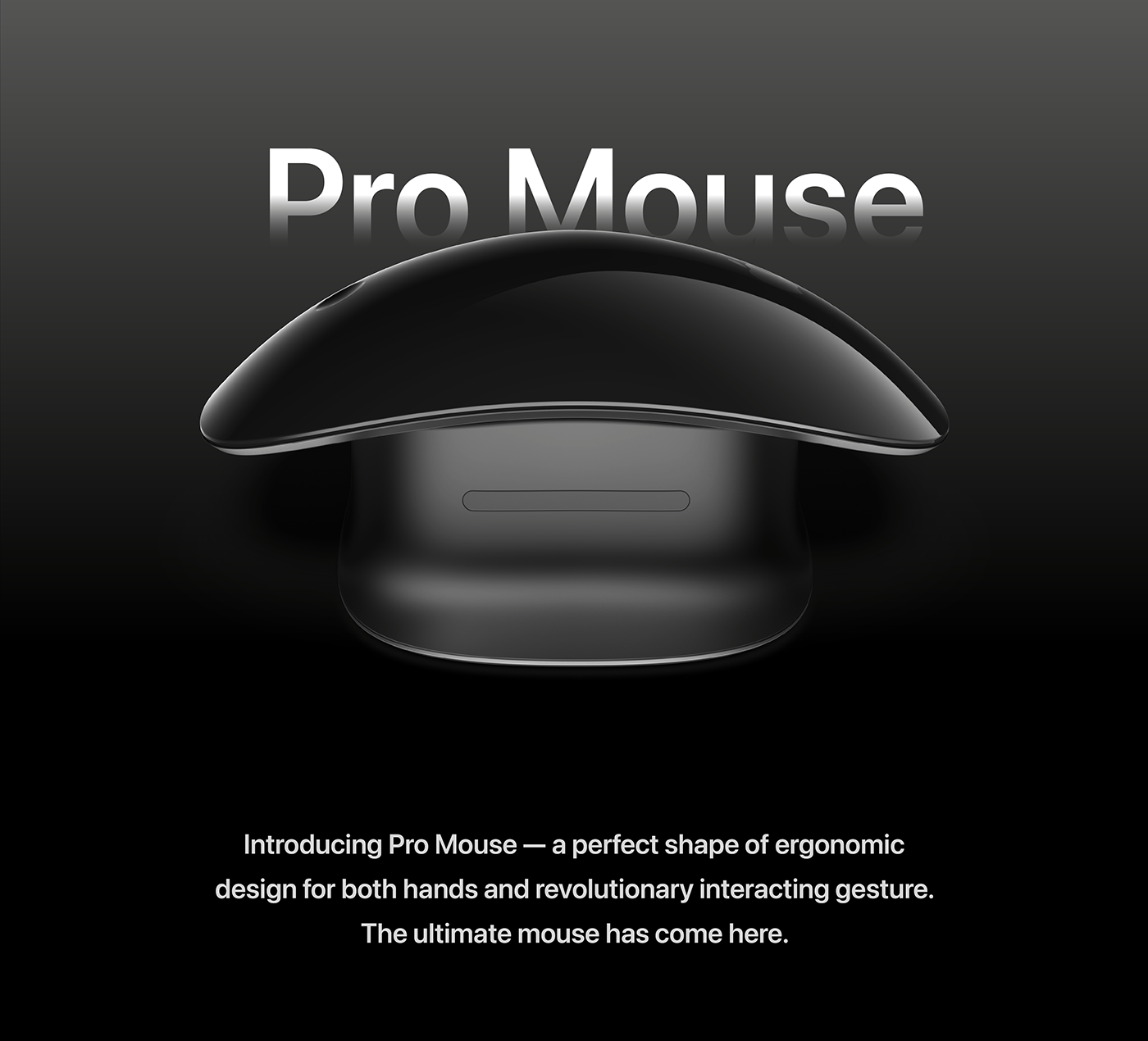apple mouse rotate Magic   reversible concept design pro redesign