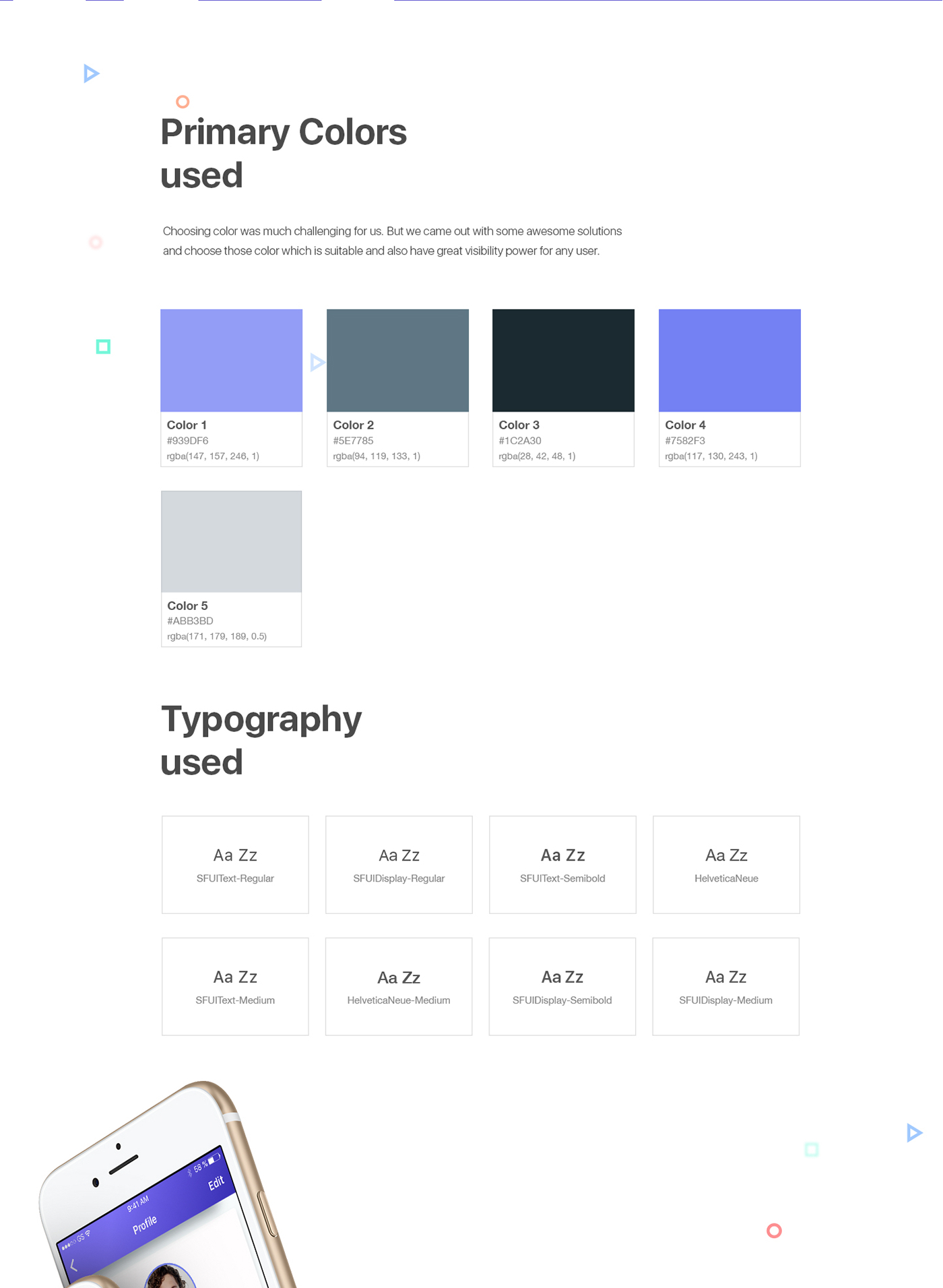 Take A Picture Of A Room And Design It App: IOS App Design Concept On Behance