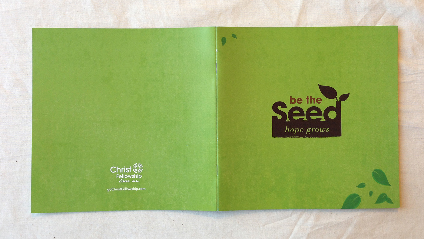 Church Giving Campaign Brochure on Behance
