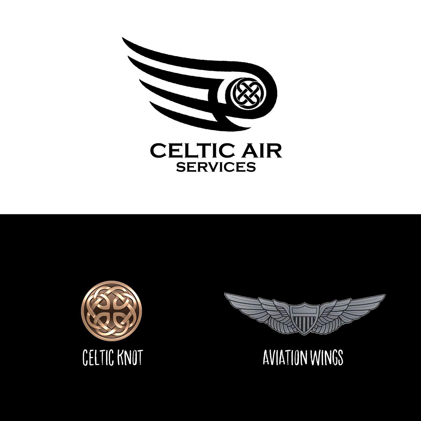 airport luxury Celtic aviation nova scotia Canada wings