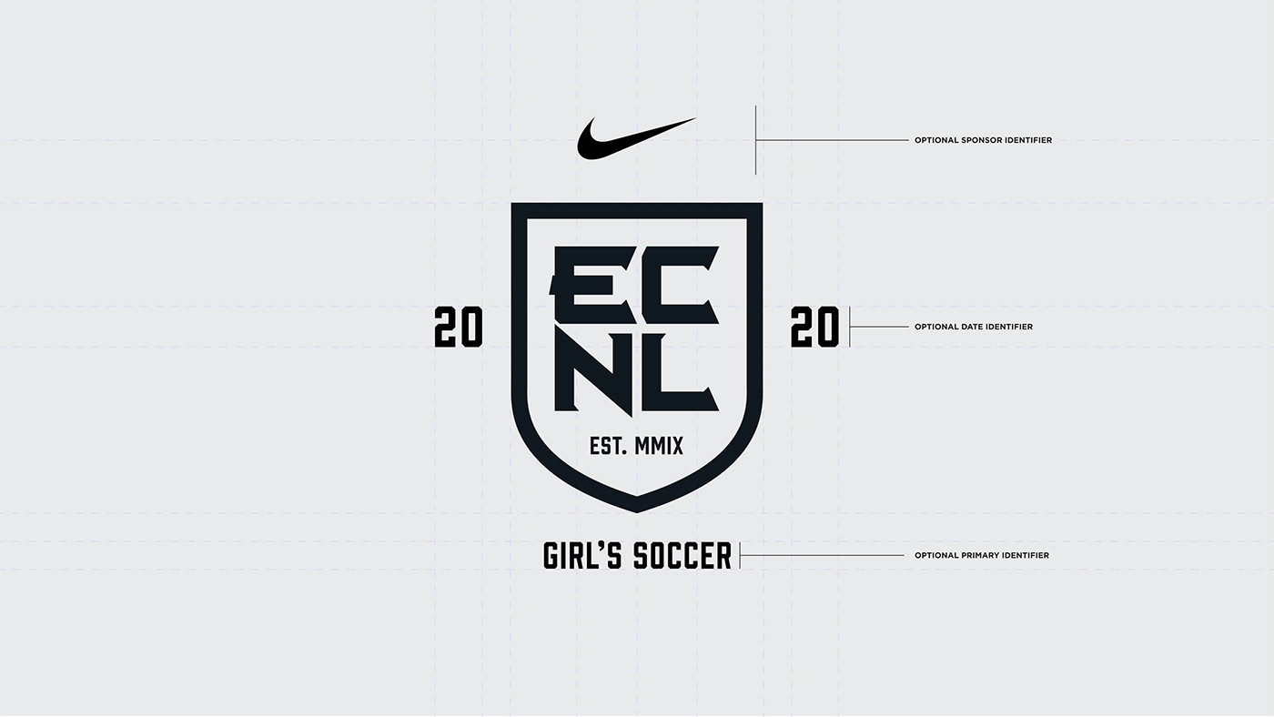 Logo Design Sports logo Sports Design soccer Futbol Rebrand minimal sports football