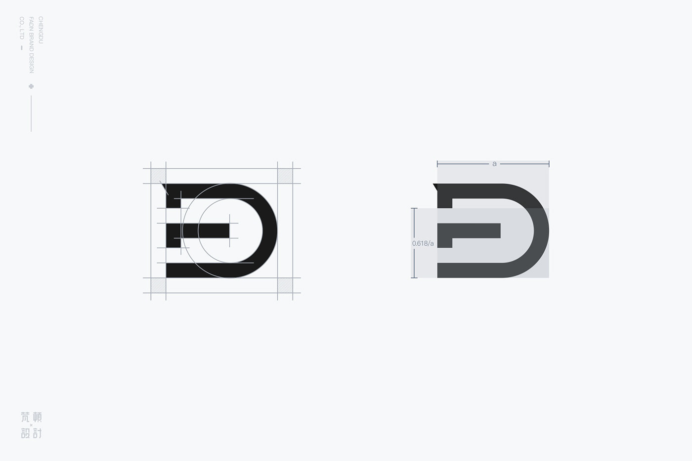 梵顿设计 fadn VI vis VI Design 品牌设计 Brand Design Brand VI Enterprise VI animation