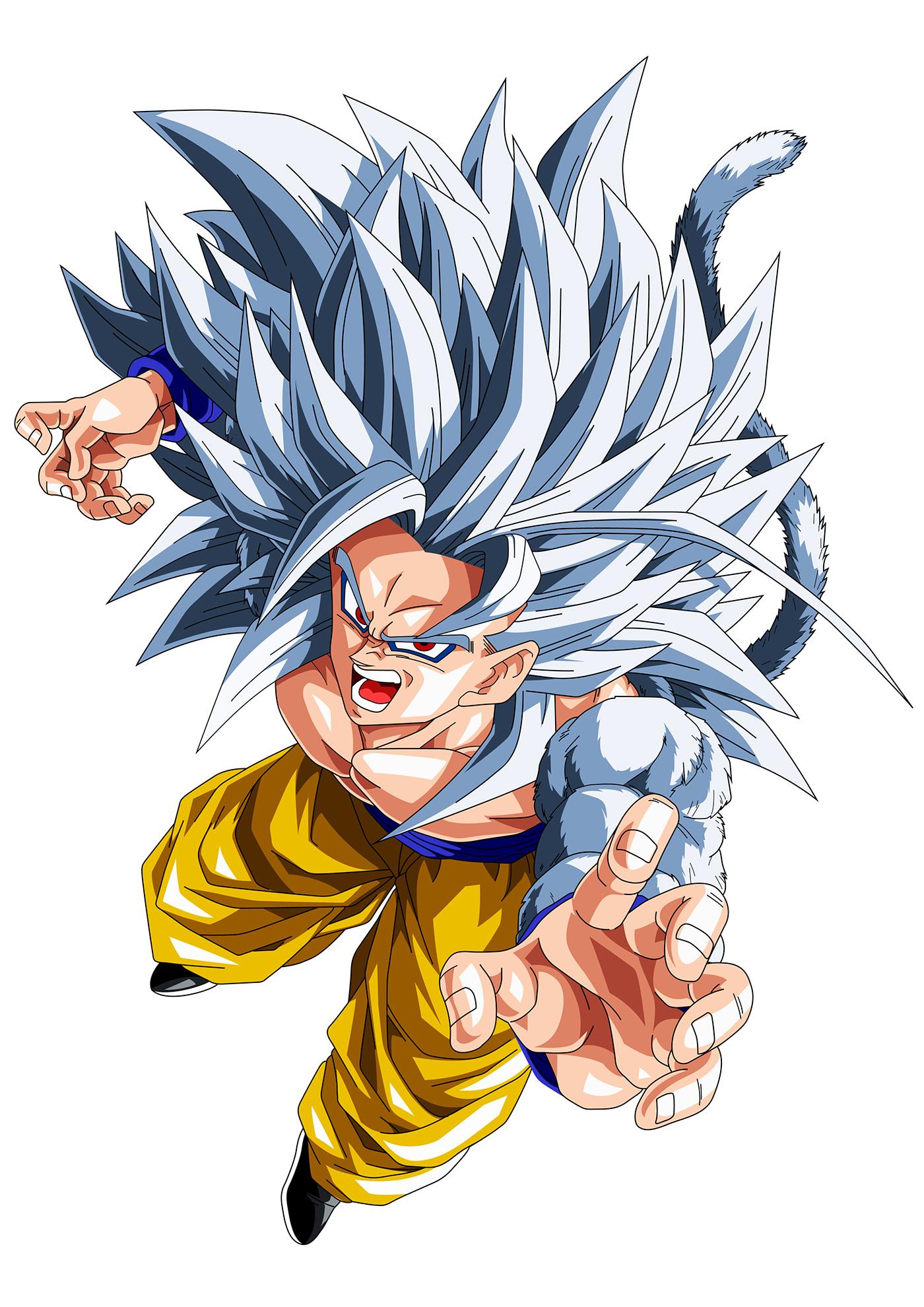 Dragon Ball Goku Manga Remember Old Time On Behance