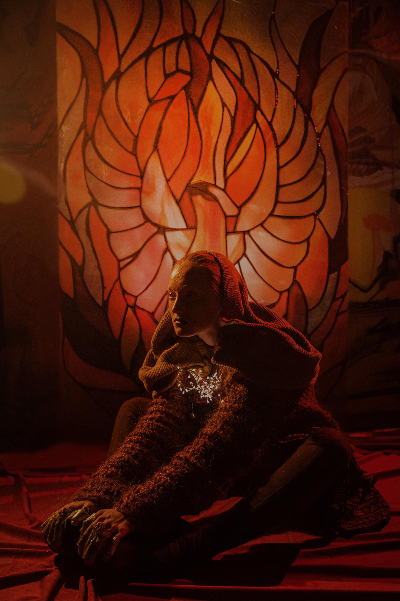 fairy tale light Phoenix renissance