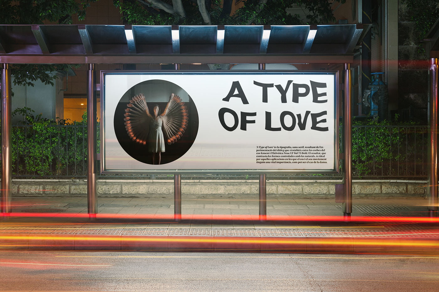 A Type of Love on Behance