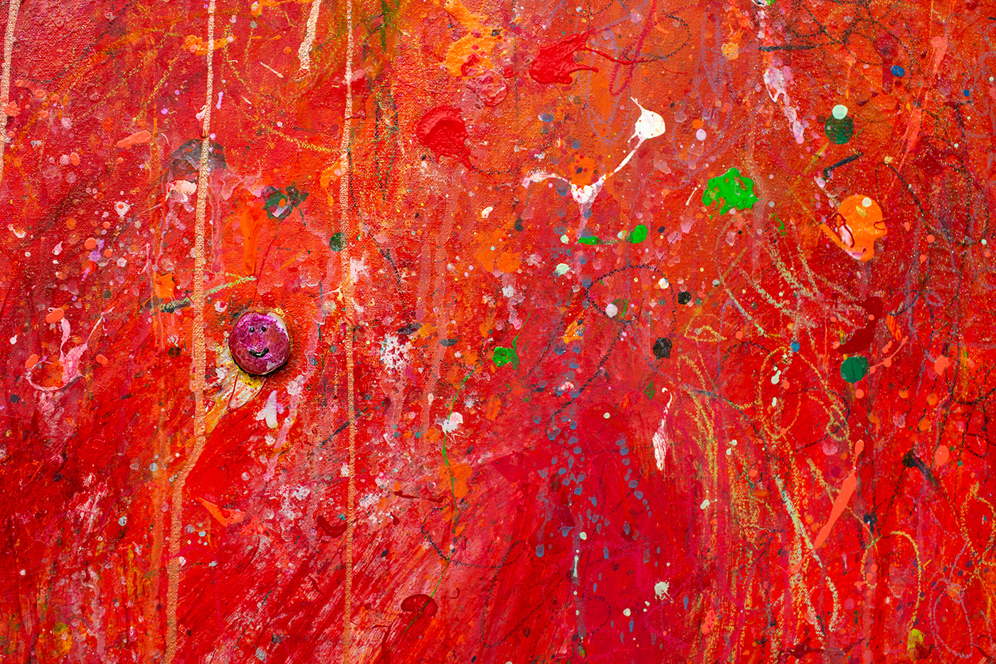 FINEART painting   abstract abstractart artgallery Modernart oilpainting MarylandInstituteCollegeOfArt MICA experimental