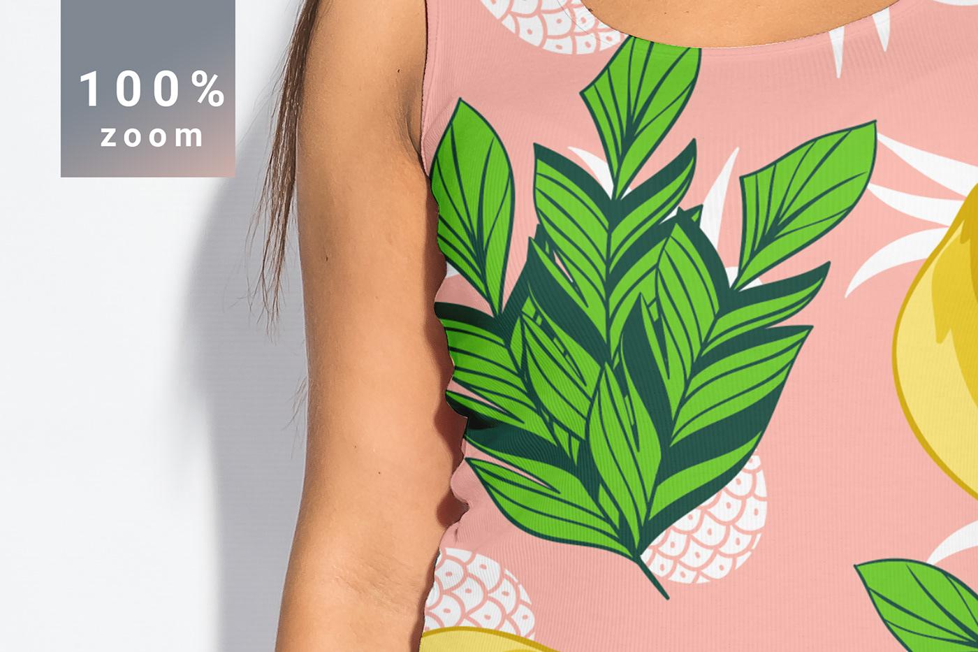 fashion mockup woman mockup free freebie free mockup  free download product mockup pattern design  fabric desogn cloth