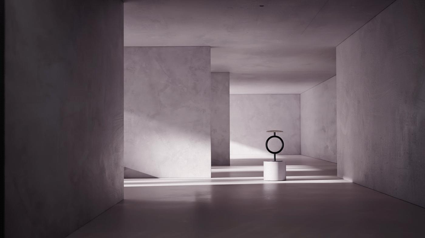 3D architecture CGI interiordesign museum productdesign reisinger Renderart Sancal