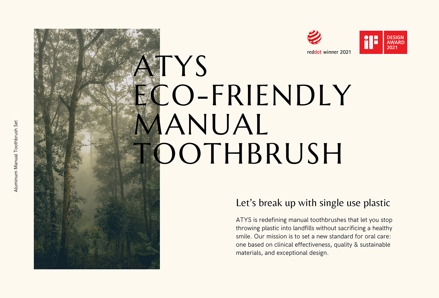 boston branding  eco-friendly lifestyle Packaging personal care product product design  Sustainability toothbrush