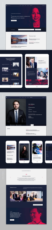 Webdesign,branding ,Setterwalls,law,lawfirm,attorney,ux,UI,design,visual identity