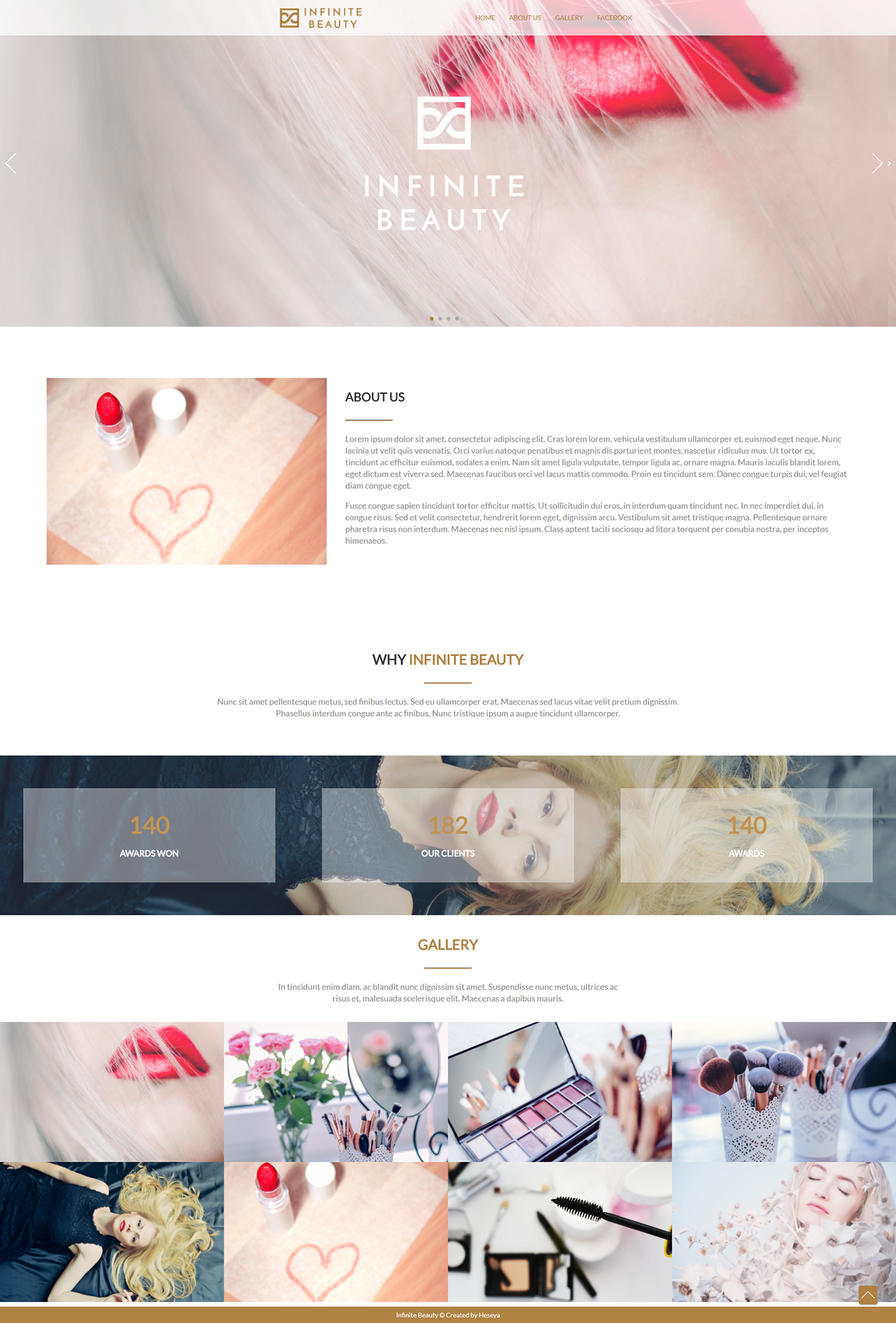 Responsive css HTML frontend JavaScript rwd One Page landing page