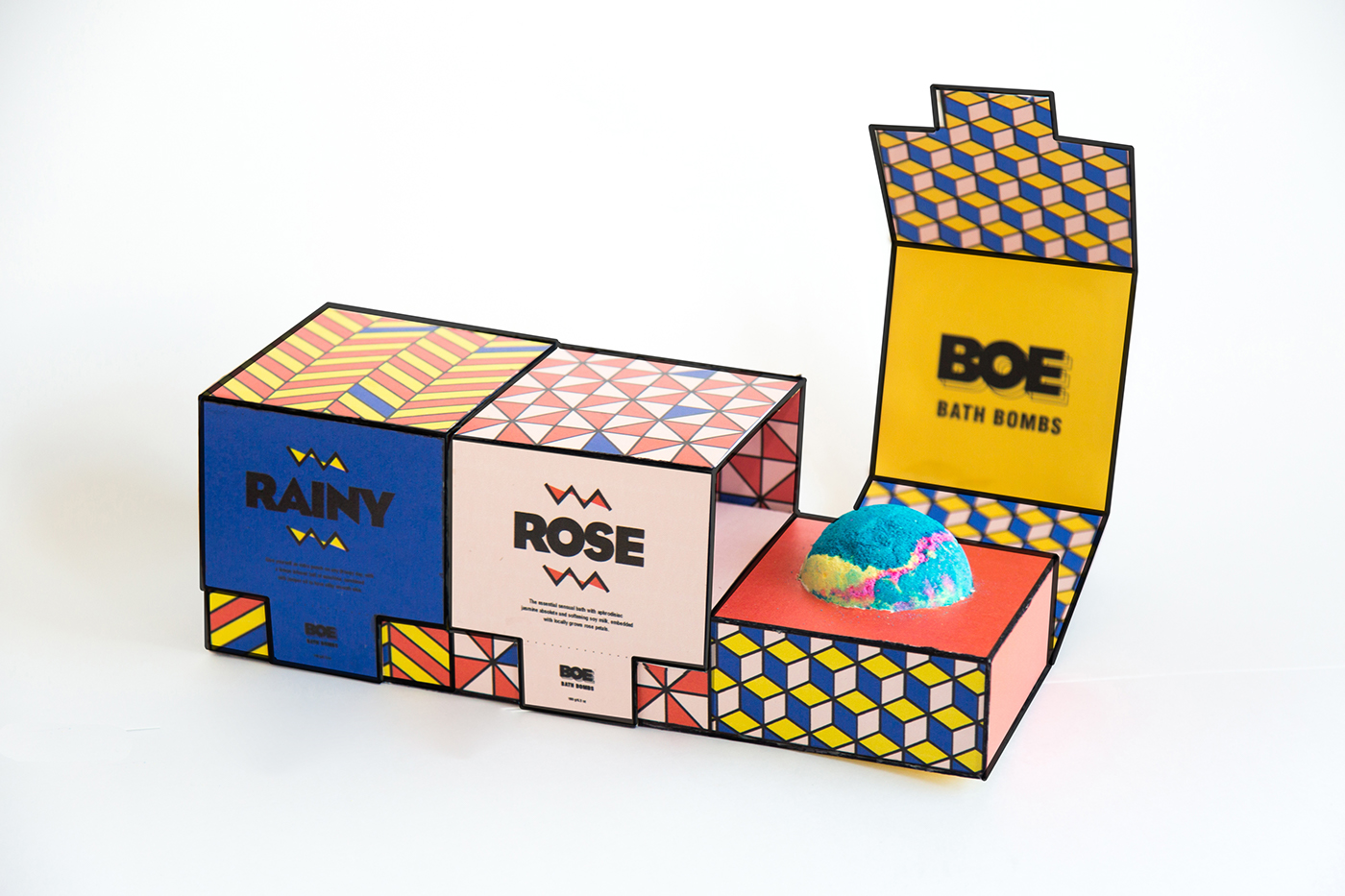 Packaging packaging design bath bomb Branding design branding