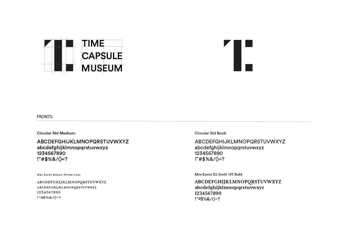 Time Capsule Museum| Imaginary Museum on MICA Portfolios