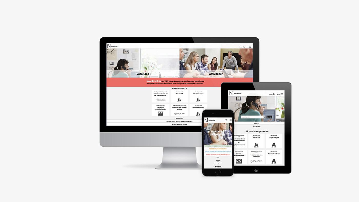 Website graphic design