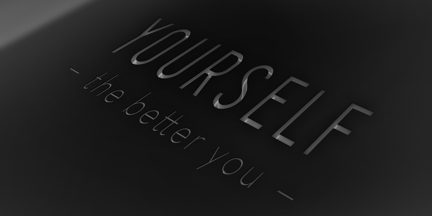 branding  yourself the better you cosmetics visual identity design minimal design product design
