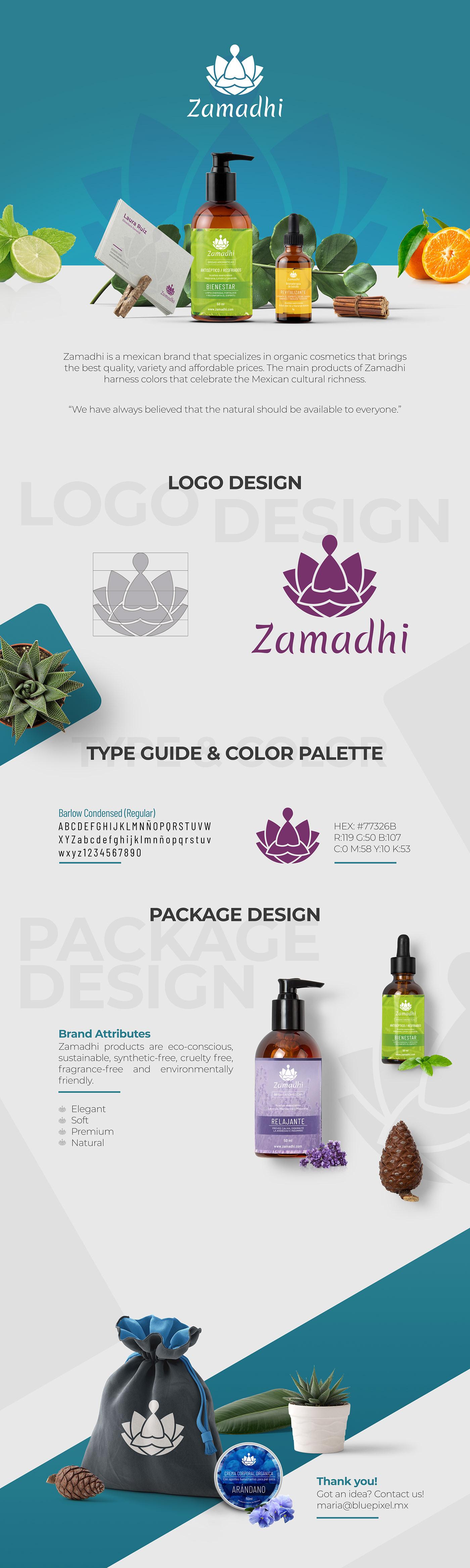 branding  fruits colors brand logo zen natural Mexican diseño gráfico colmetics