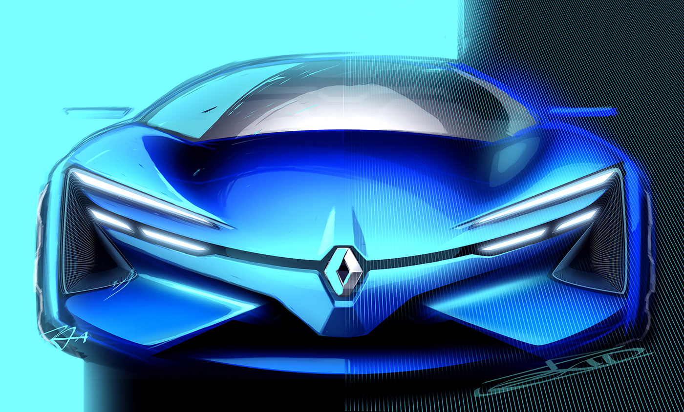 高質量的22個汽車設計欣賞