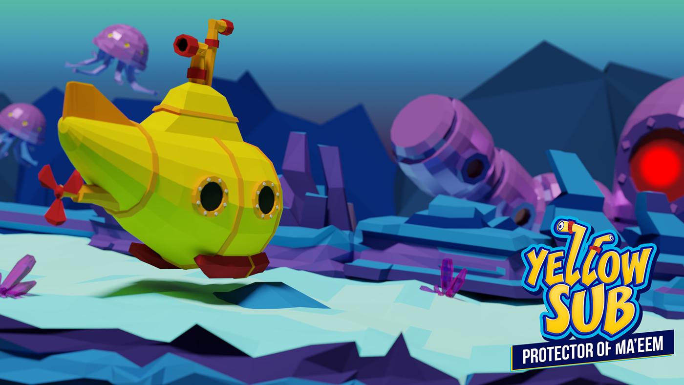 game game design  graphic design  UI modeliing belnder unity