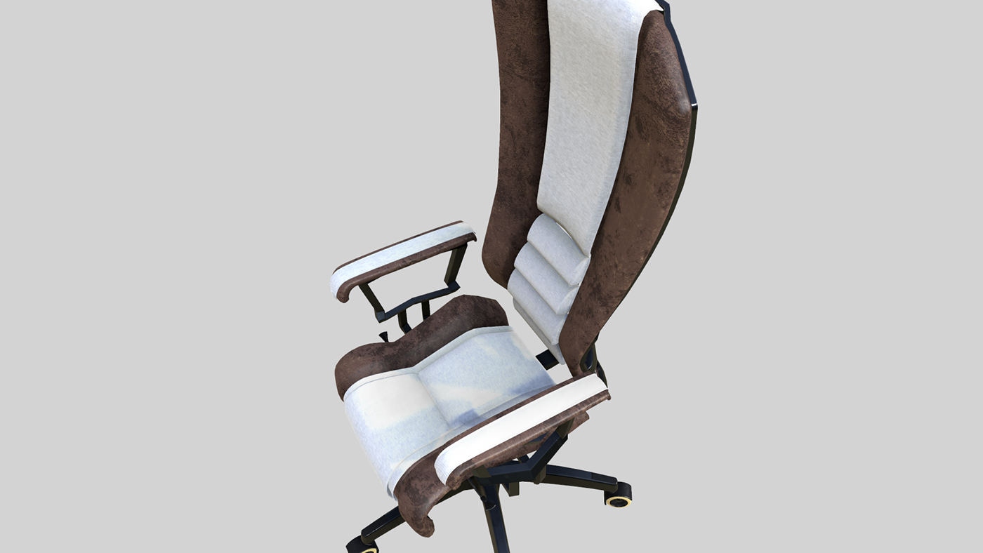 chair design 3D Quixel