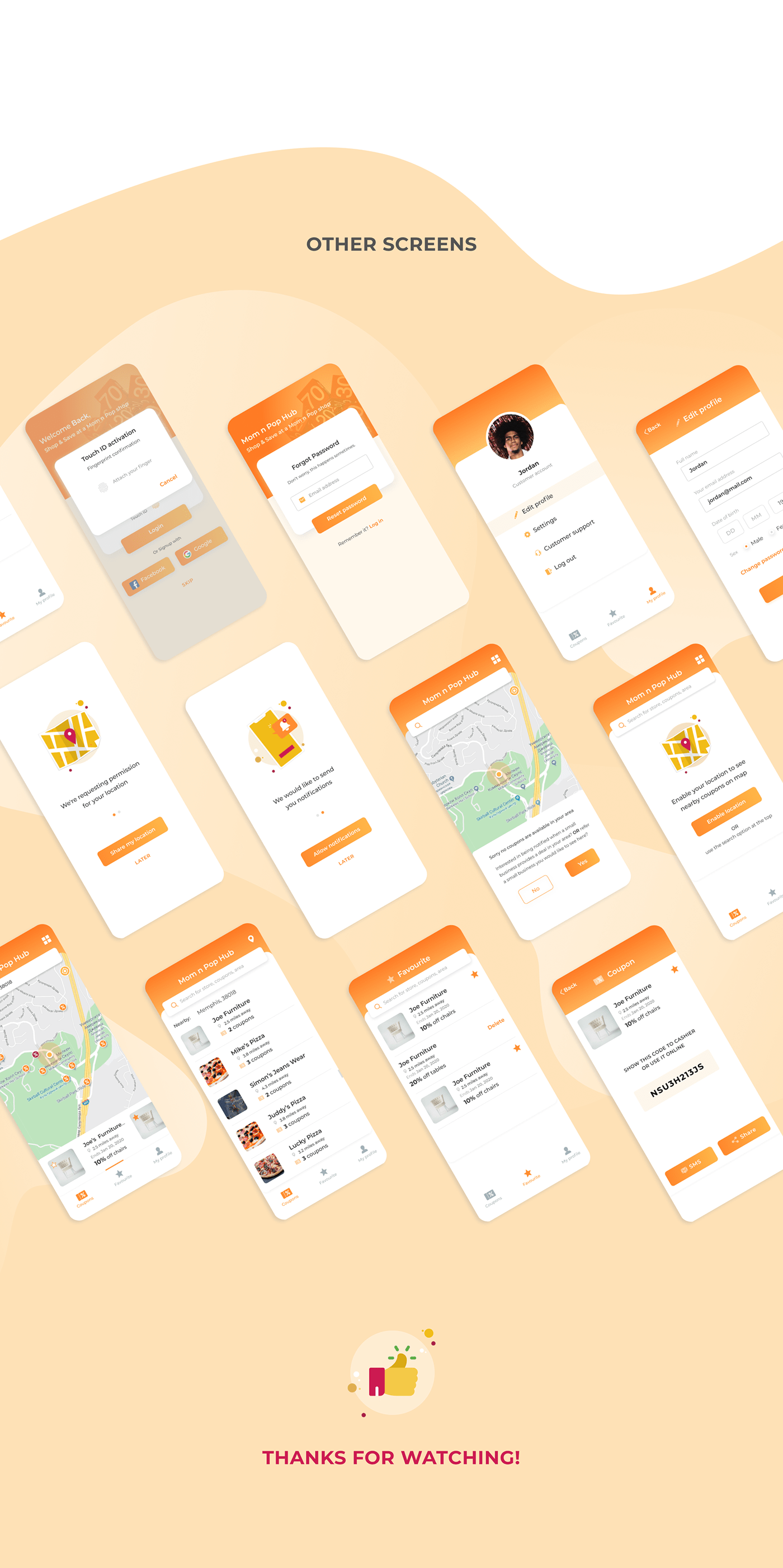 business Mobile app Platform