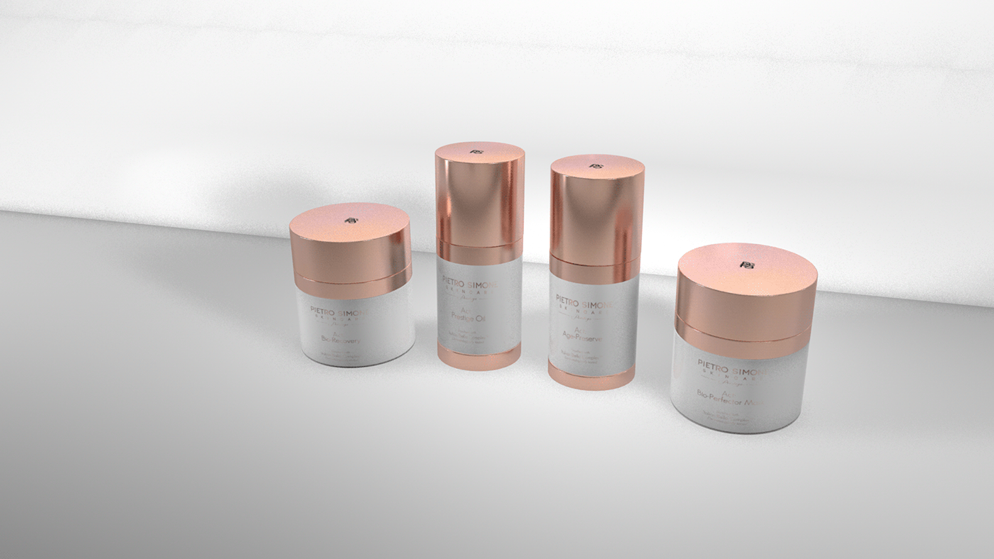 prestige Packaging skincare