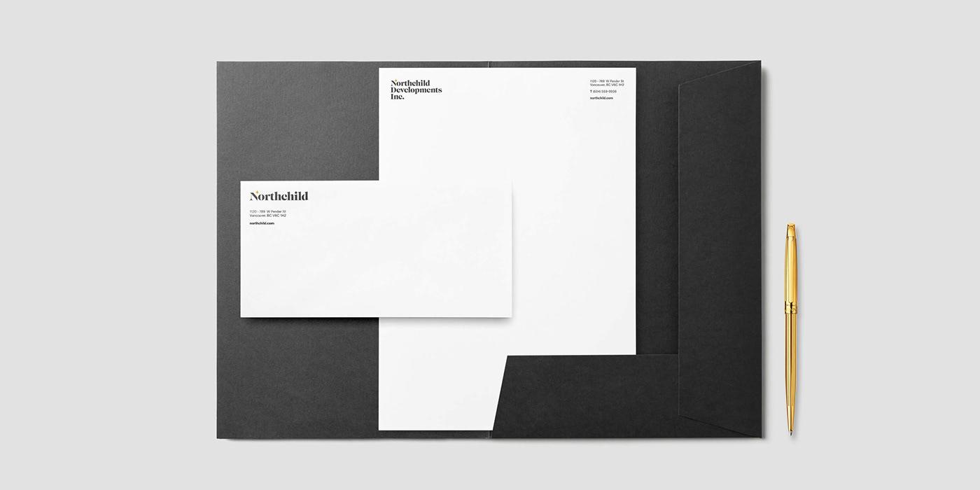 design studio vancouver branding  Web graphic real estate development marketing   strategy
