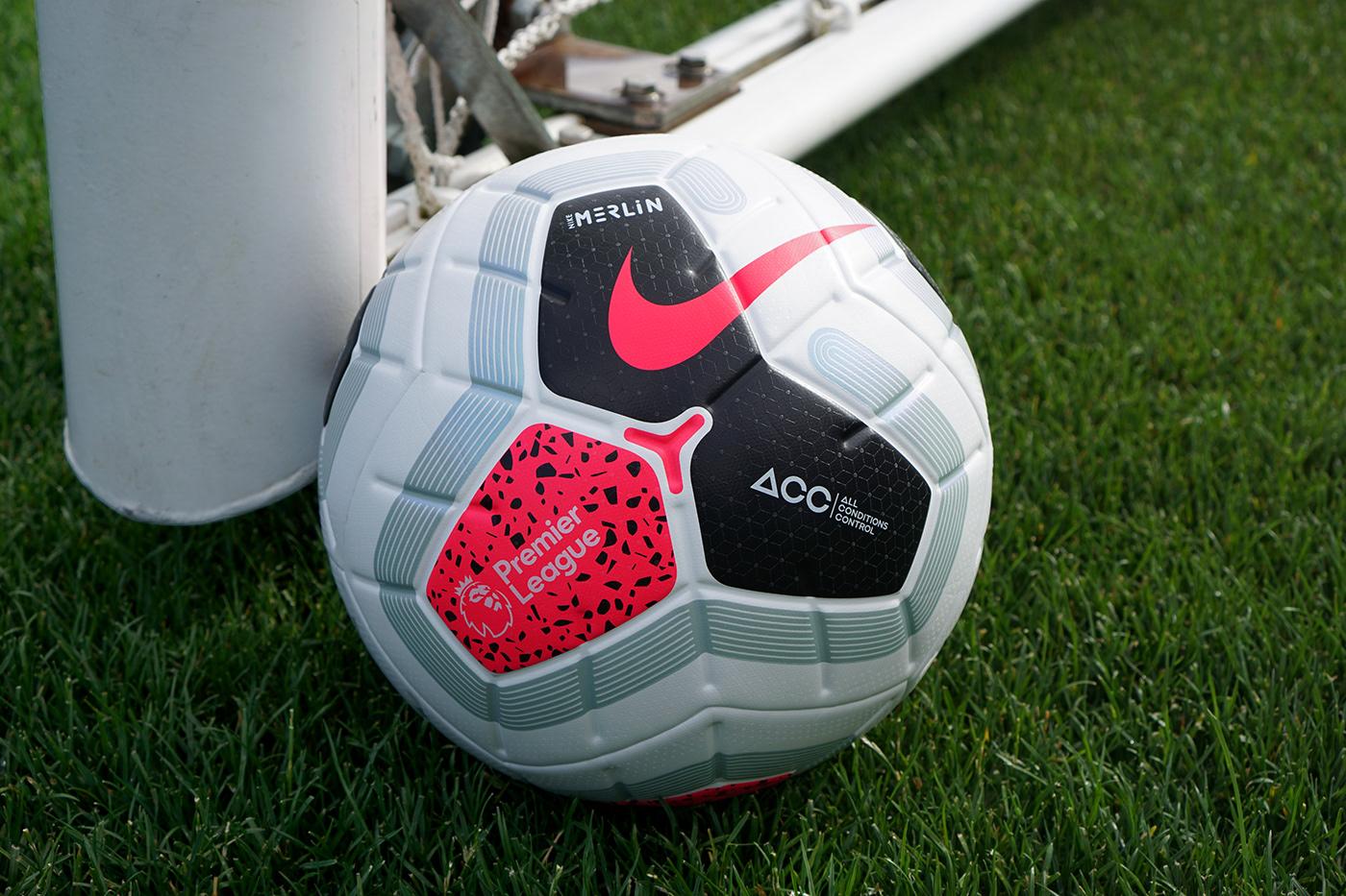 Nike Merlin   Premier League Match Ball 2019/20 on Behance