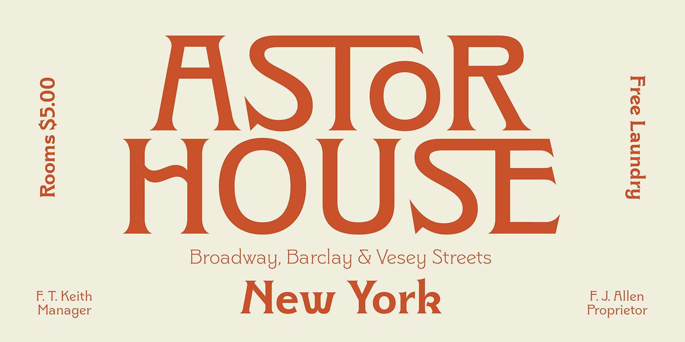 art deco art nouveau Typeface font sudtipos Type Specimen tipografia lettering design branding