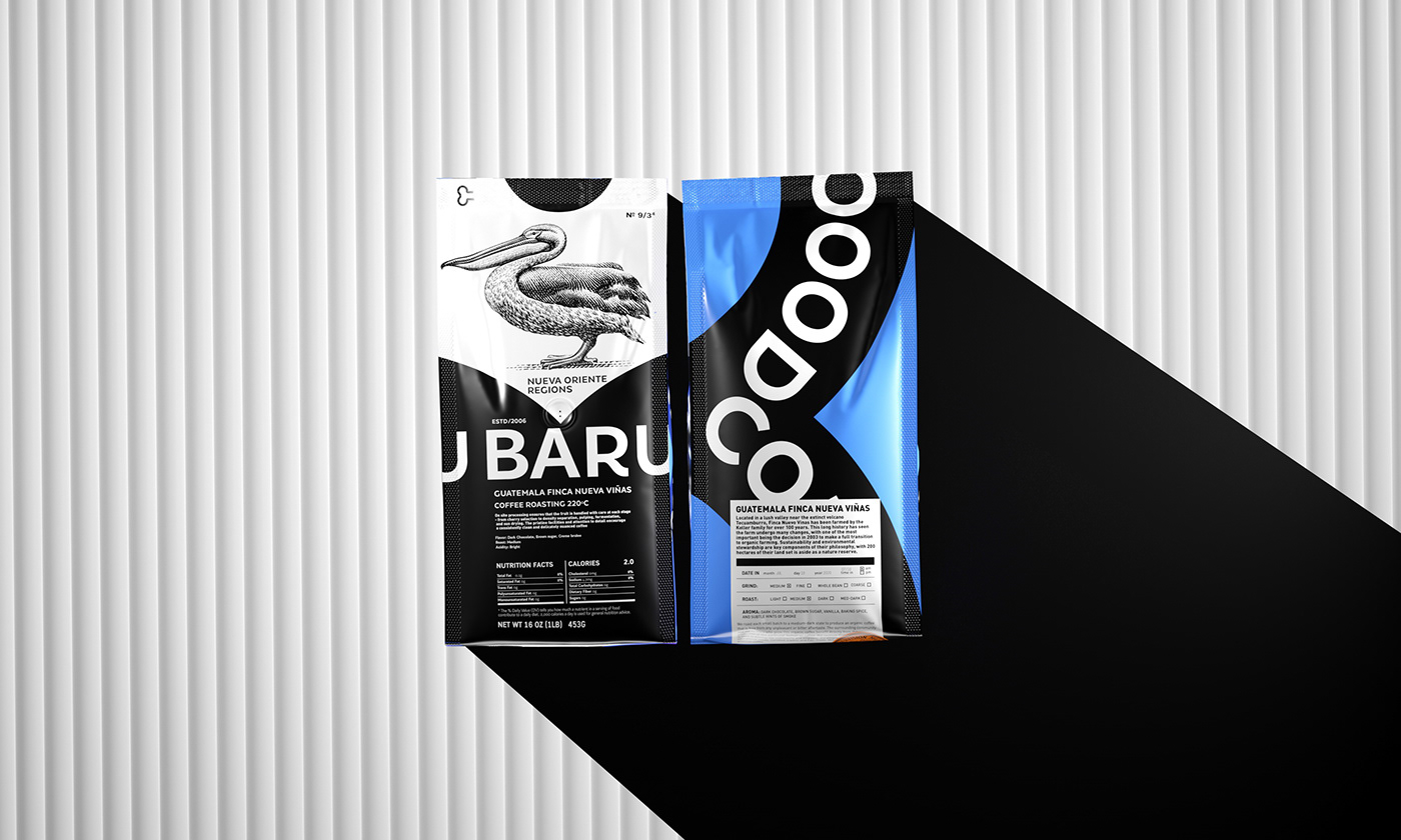 bolimond Coffee ILLUSTRATION  Pack Packaging