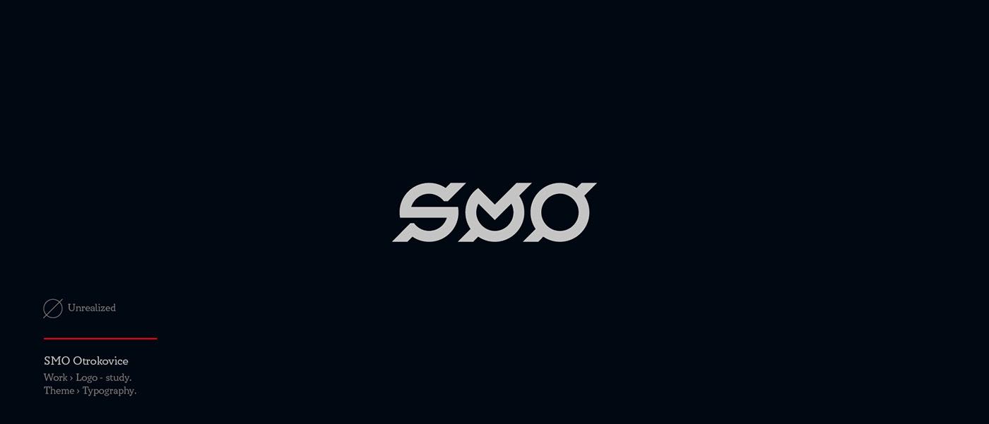 SMO Otrokovice - unrealized logo study