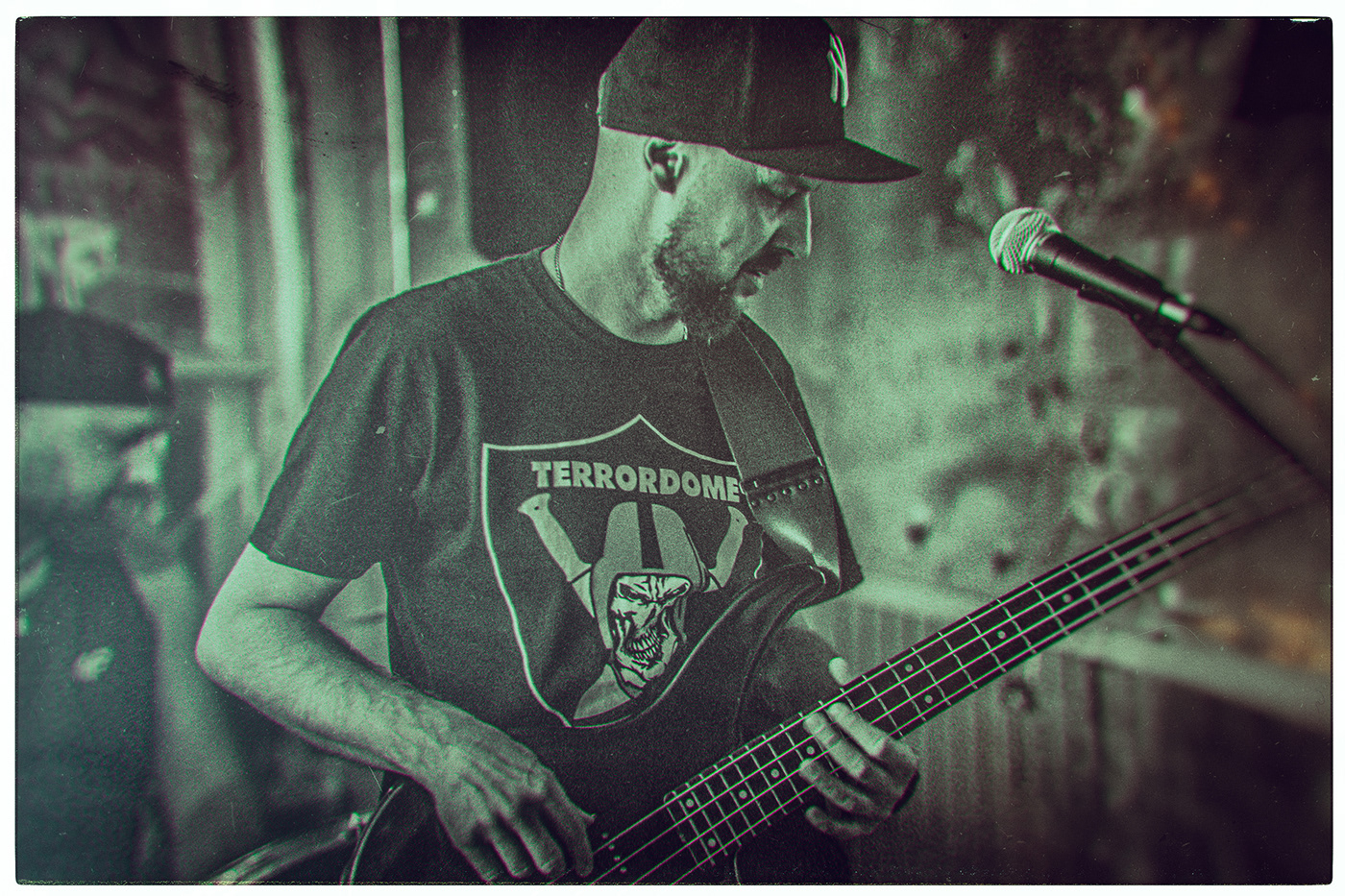 band concert cracow Event gig Hardcore music Photography  poland terrify