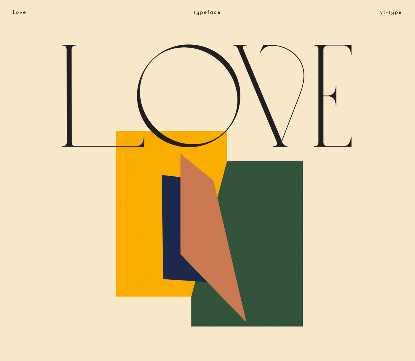 vj-type Violaine & Jeremy font type Typeface vj-type.com love font Love type serif typography