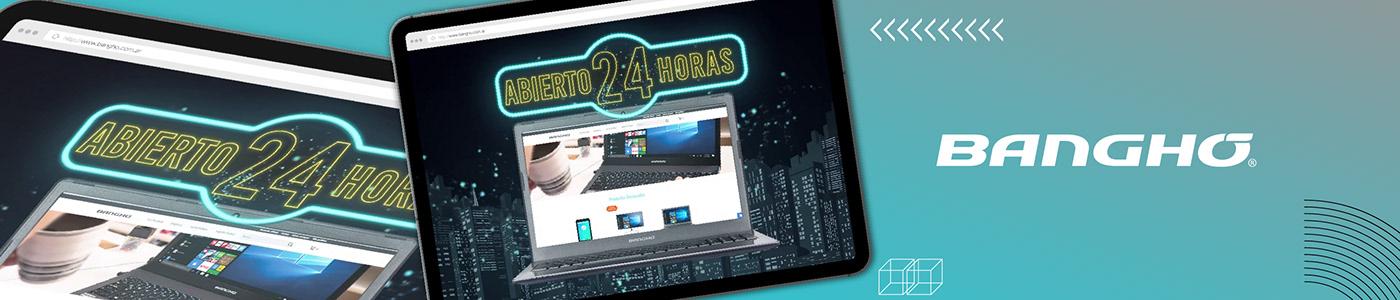 Videos promocionales para Banchó Argentina