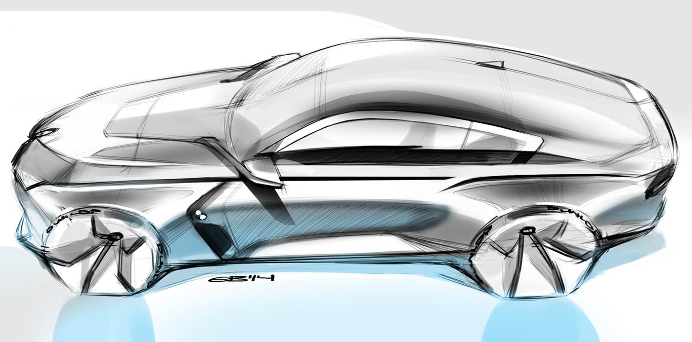 cool car design drawings wwwimgkidcom the image kid