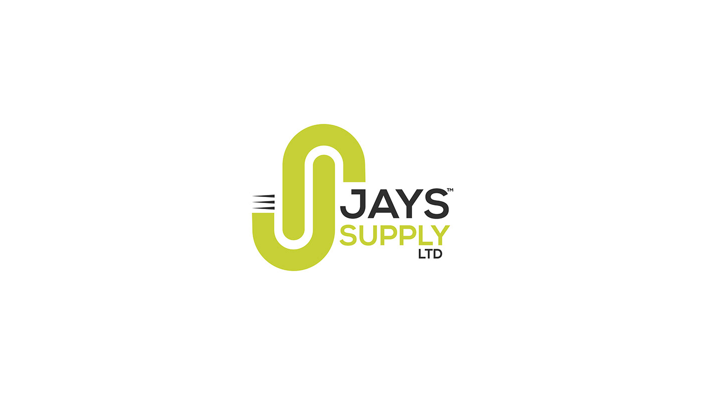 supply chain and logistics compamy's complete logo design and brand identity design for my client |