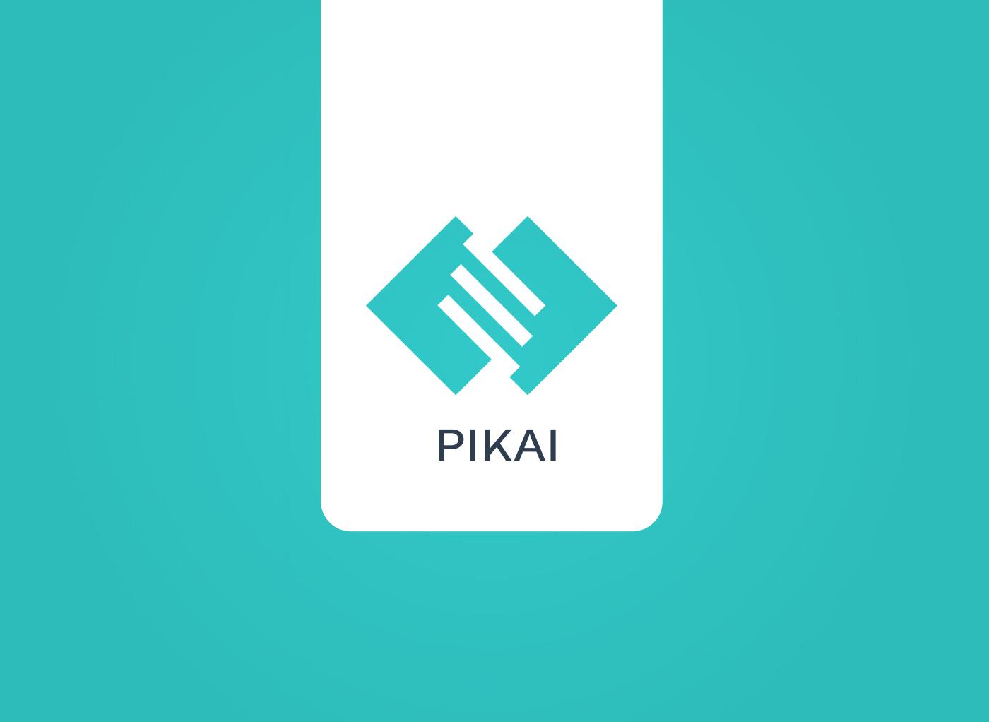 PIKAI Identity & Website