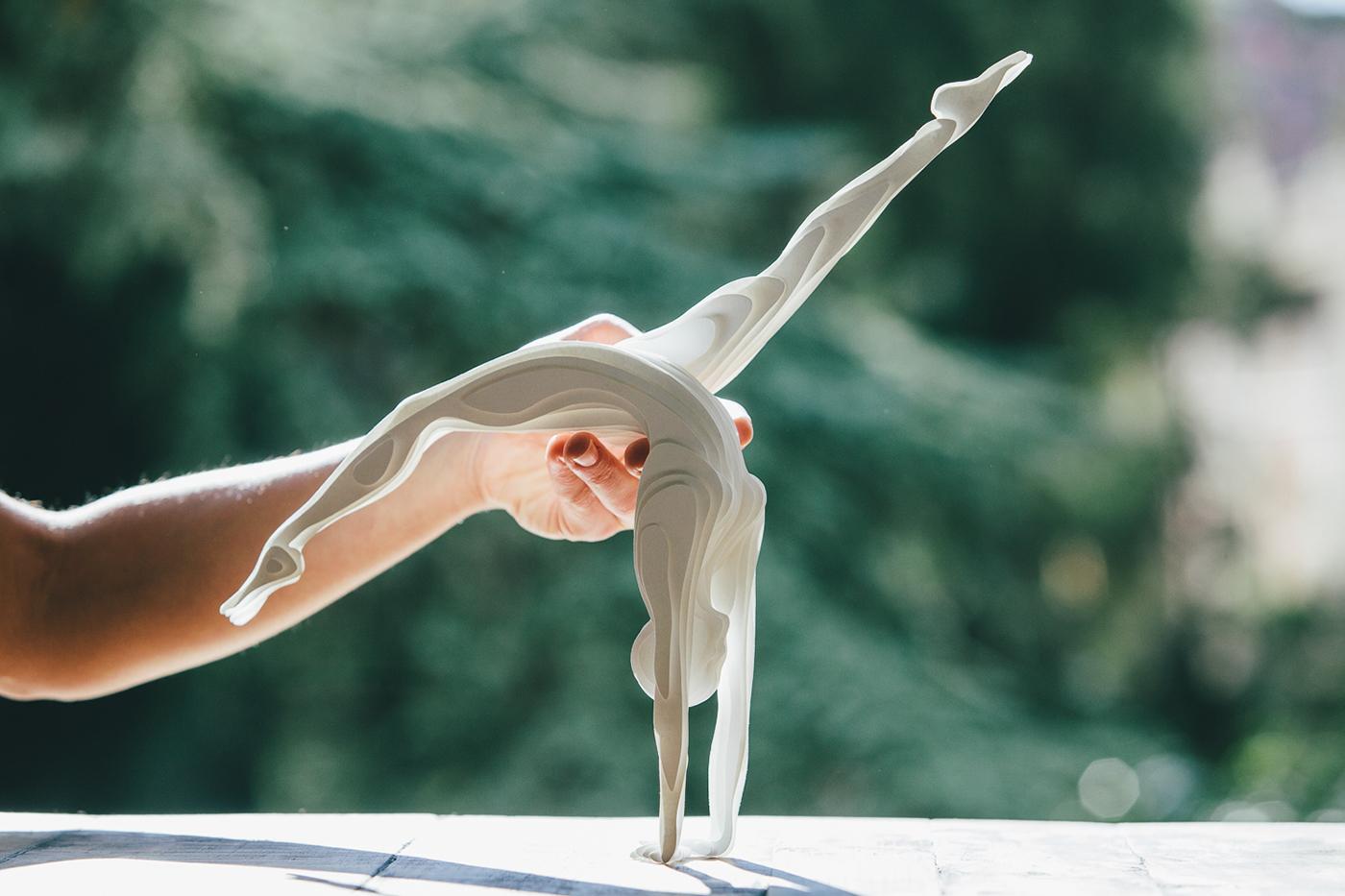 細緻的27套立體紙雕作品欣賞