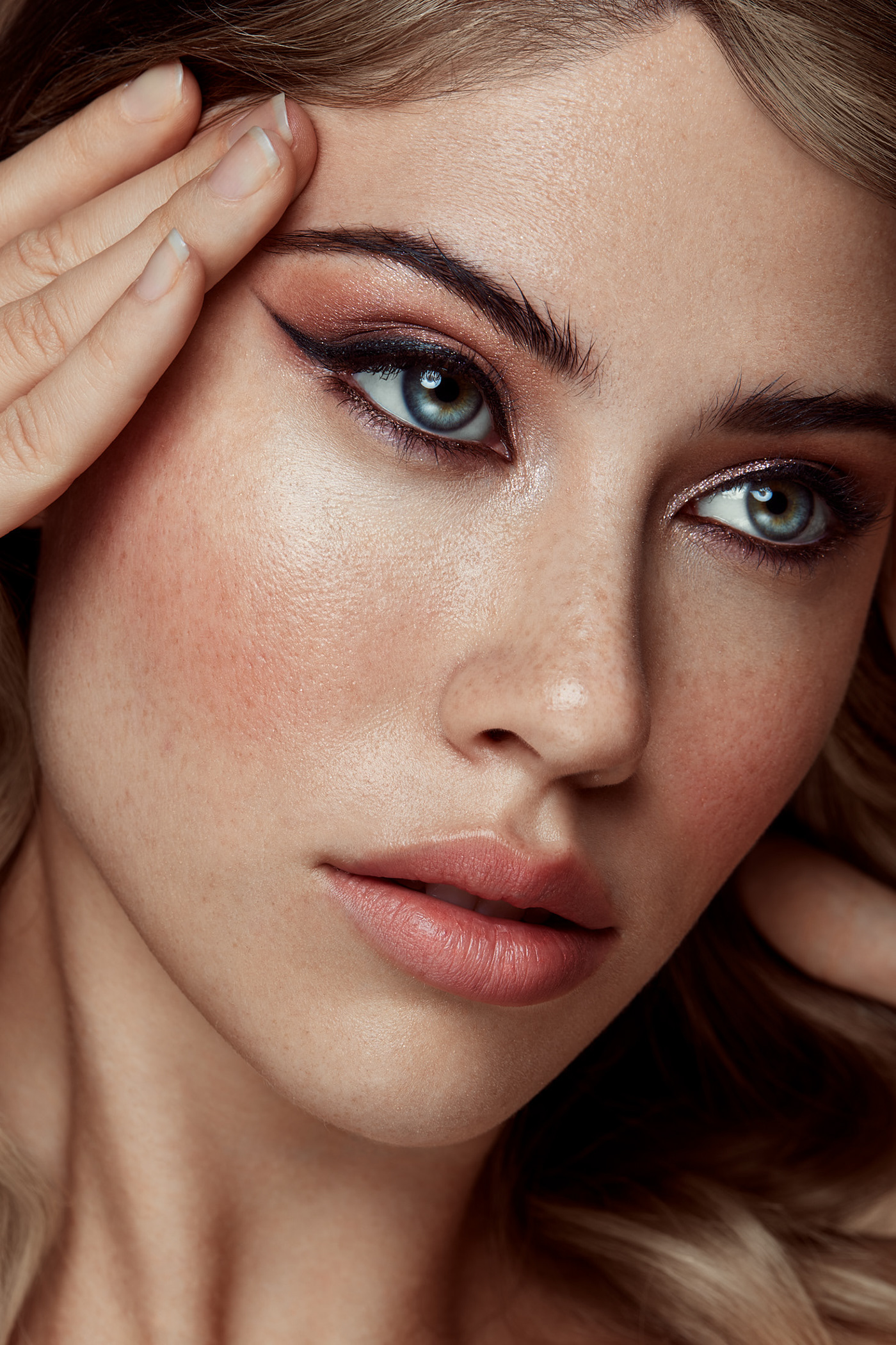 Beauty Model beauty photography close up beauty cosmetics photography macro macro beauty makeup
