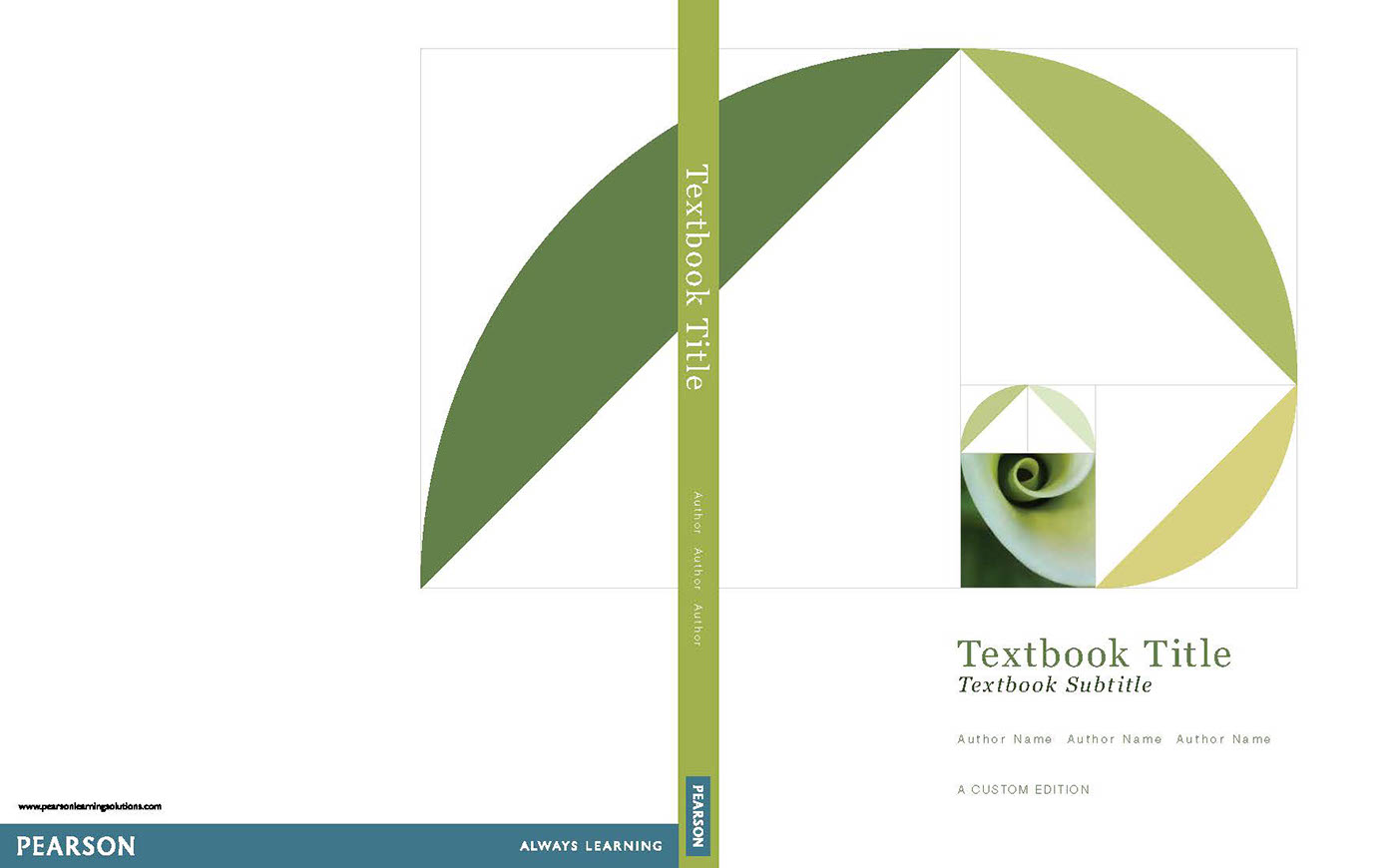 cover design templates for higher ed learning on behance