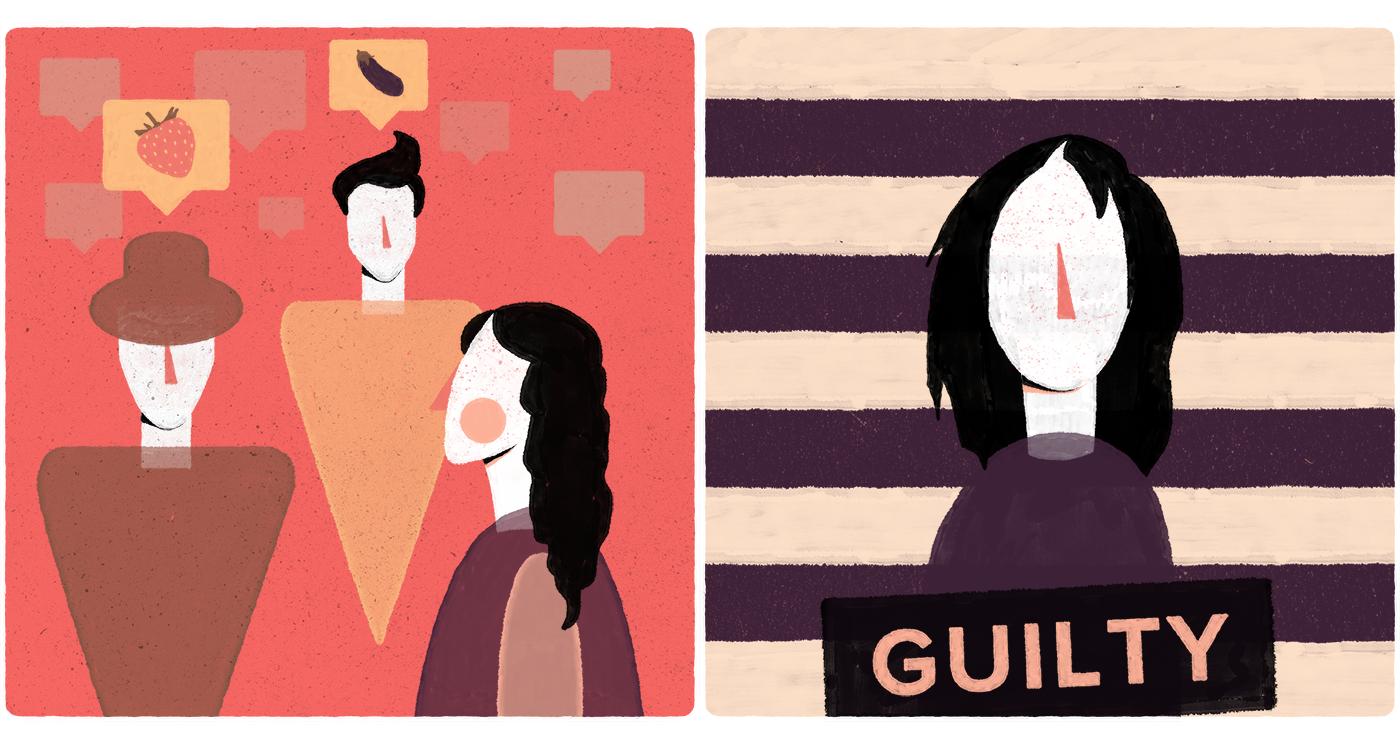 ILLUSTRATION  feminism belarus minsk